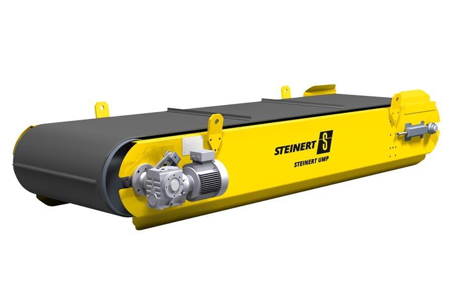 Produktrendering des Steinert UMP zur magnetischen Separation.