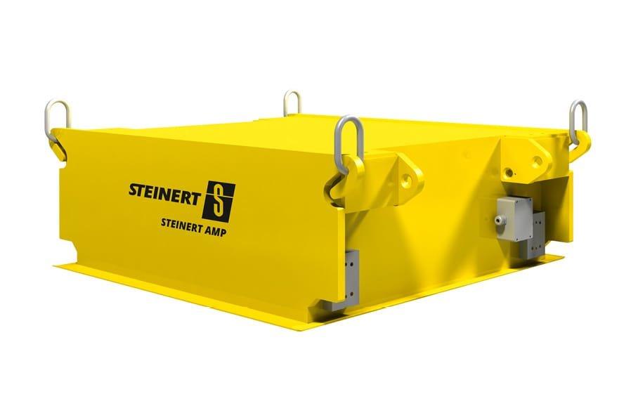 Produktrendering des Steinert AMP zur magnetischen Separation.