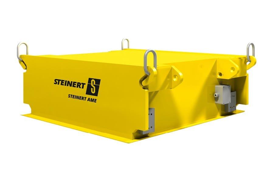 Produktrendering des Steiner AME zur magnetischen Separation.
